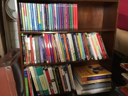 What's on your book shelf?